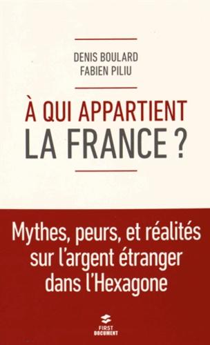 à qui appartient la France