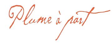 logo plume à part